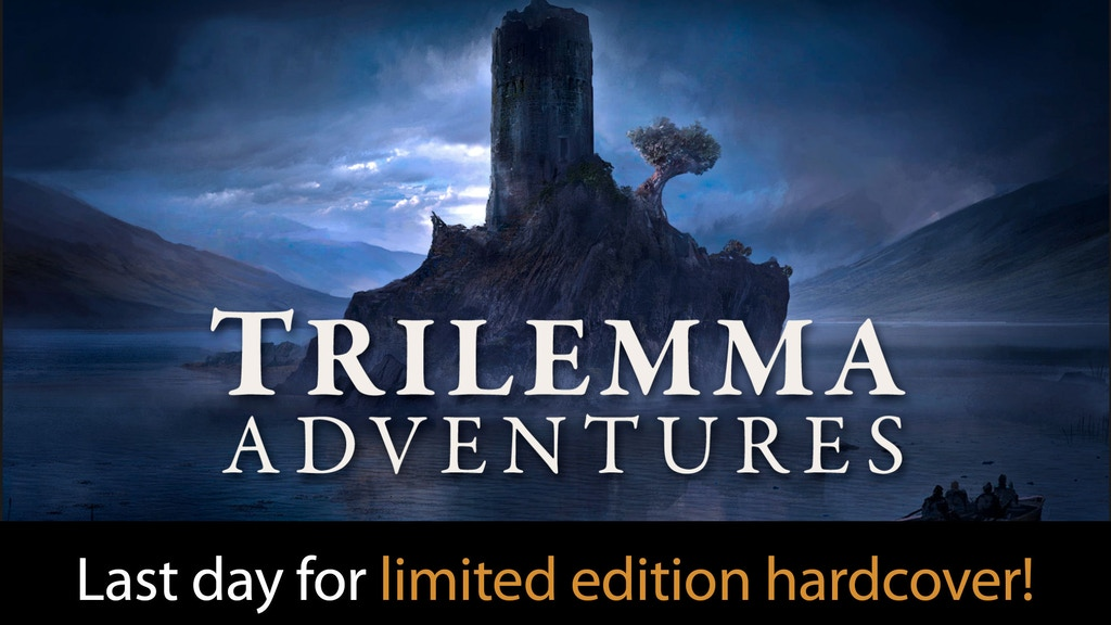 Trilemma Adventures Compendium project video thumbnail