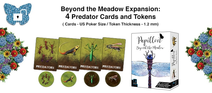 Funded! We're adding more content with the Predators Module.