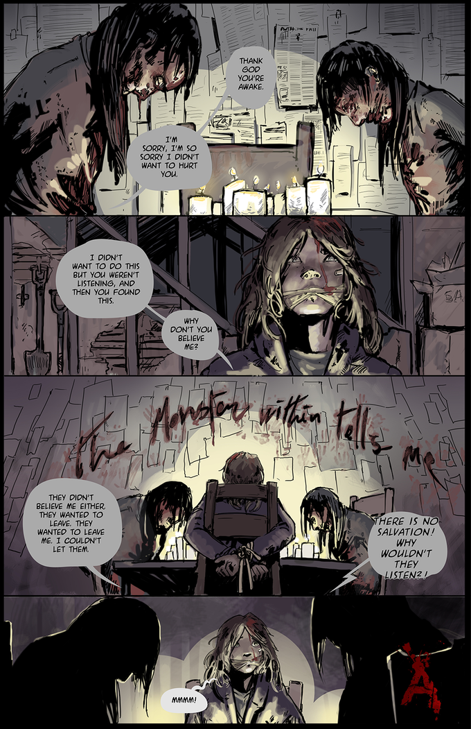 Page Sixteen of Issue #3