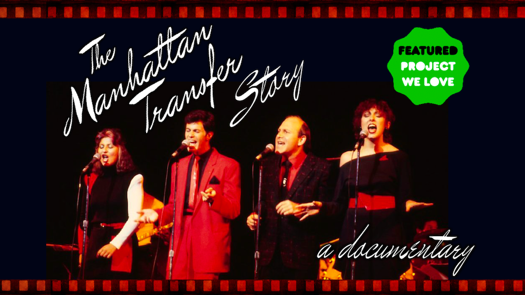 THE MANHATTAN TRANSFER STORY project video thumbnail