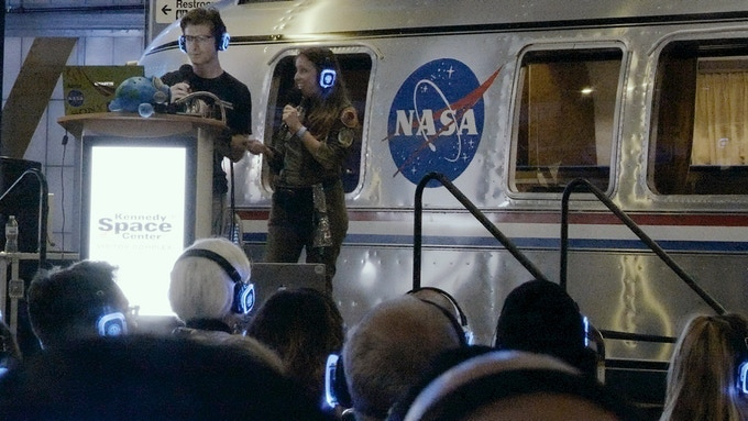 Guidance Internal first premiered at Yuri's Night NASA Kennedy Space Center on April 13th 2019