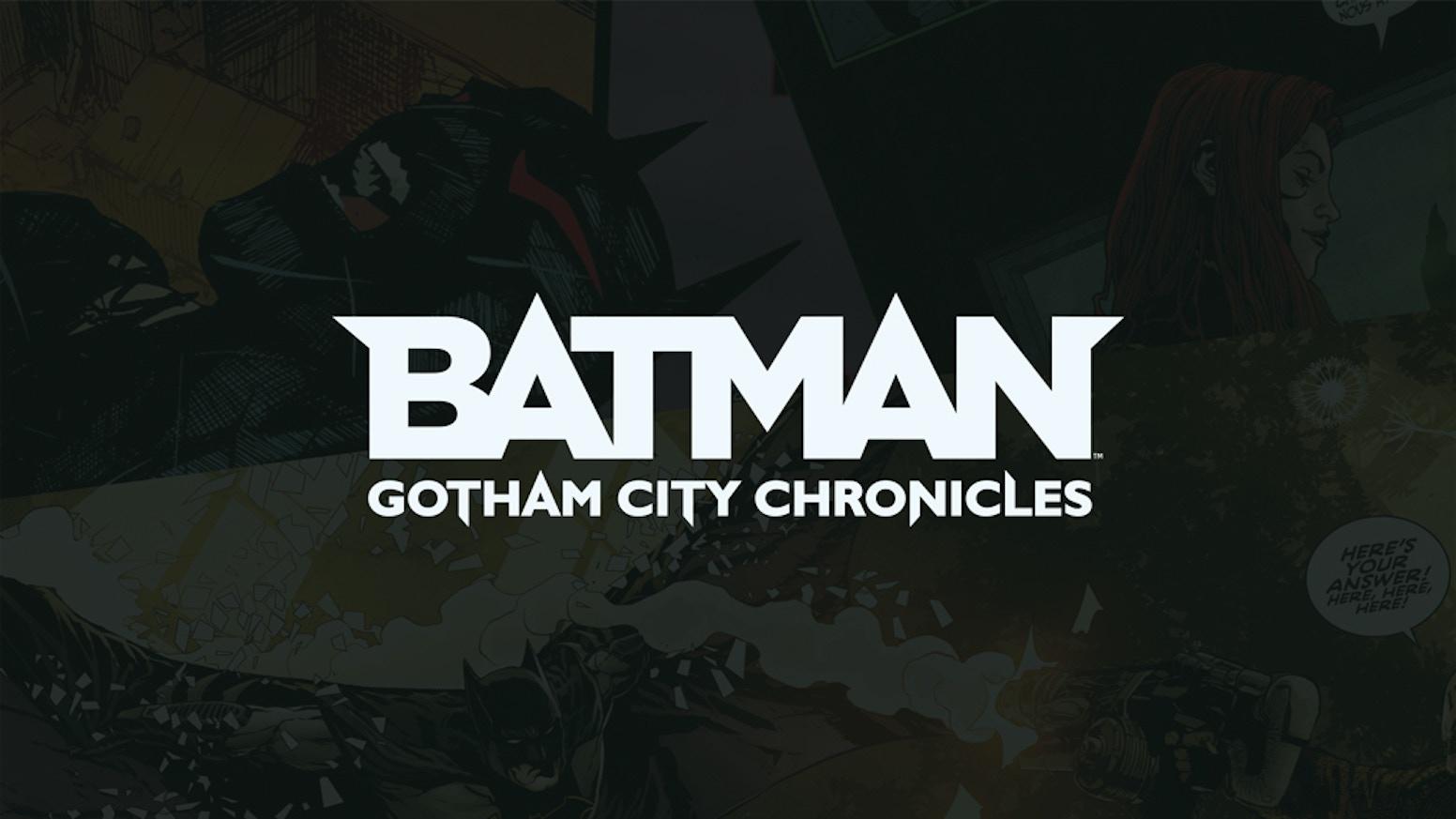 Batman: Gotham City Chronicles - Season 2 by Monolith Board Games