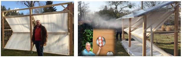 Die ersten zwei Prototypen von IrrigationNets