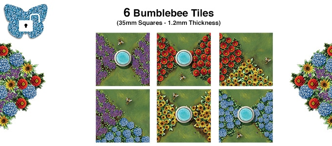 These honeybees will sweeten your score!