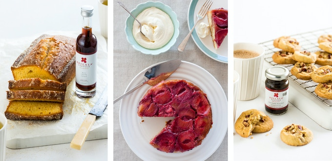Some delicious Vanilla-infused recipes.