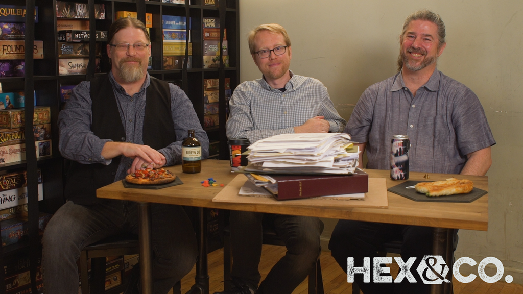 Hex & Company: A Board Game Cafe project video thumbnail