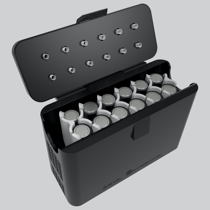 Meet RadCad: The revolutionary new way to charge AA batteries. Learn more about it by clicking on the image.
