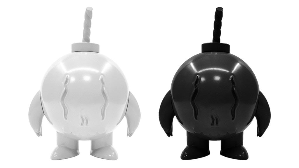 Boomer & Doomer, Designer Vinyl Toys By Wolf Pits project video thumbnail