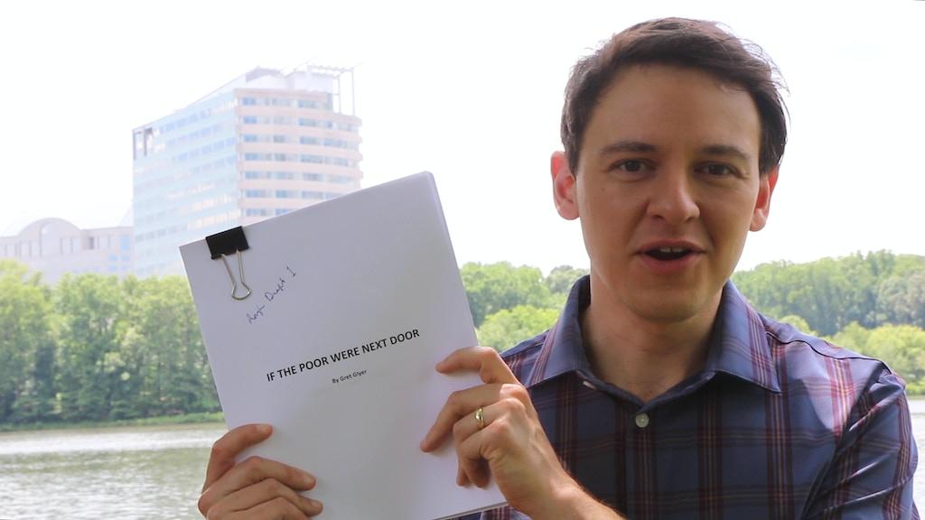 """If The Poor Were Next Door"" New Book project video thumbnail"
