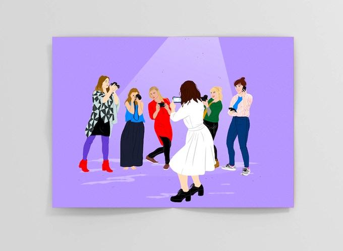 Illustration by Laura Breiling