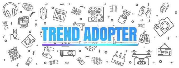 Click to Follow Trend Adopter on Facebook to receive updates on the latest unboxing and product review videos of all things trendy!