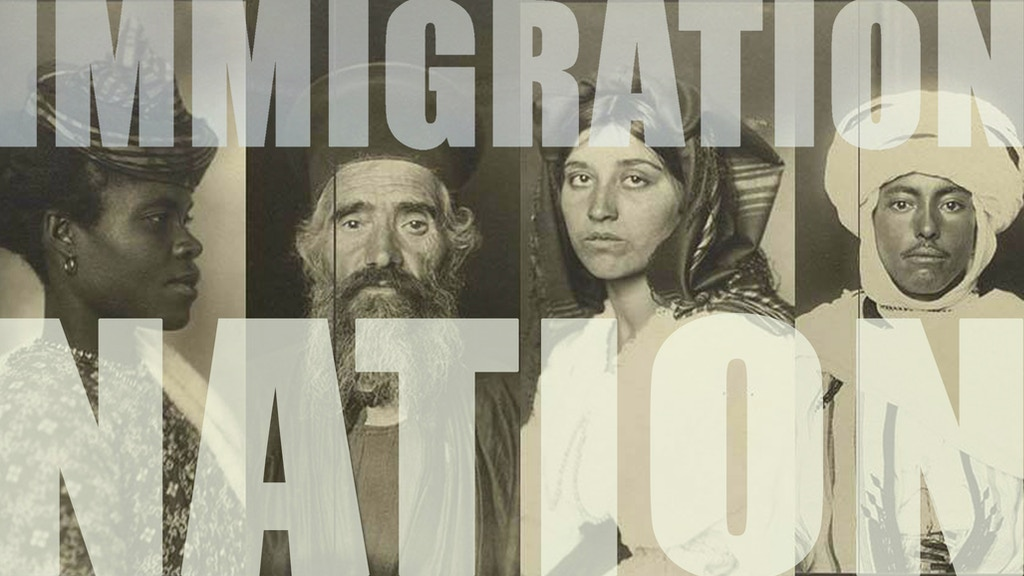 IMMIGRATION NATION: The Charlie Porter Quintet project video thumbnail