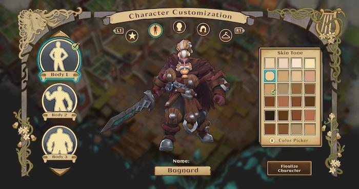 Unsung Story: Tale of the Guardians by Little Orbit — Kickstarter