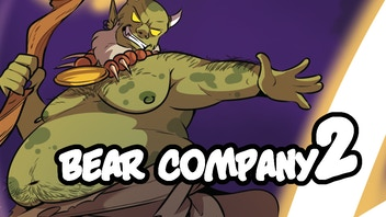 Bear Company 2: A Gay SFF Zine