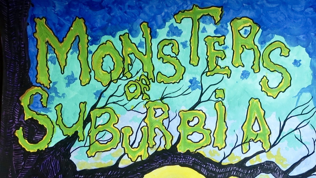Monsters of Suburbia project video thumbnail