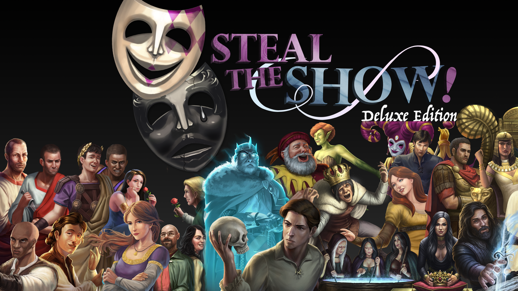 Project image for Steal The Show! Deluxe Edition (Canceled)