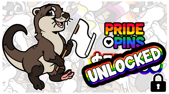 Pride Pins by Fursona Pins — Kickstarter