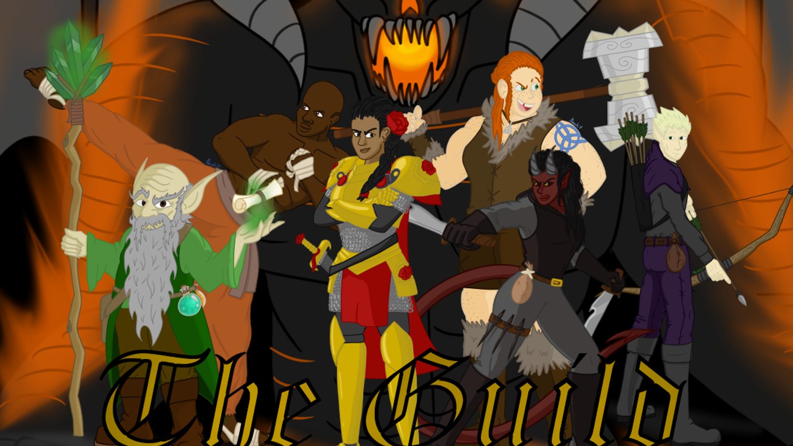 The Guild (Blackjack Dungeon Crawl) by Gadget Games