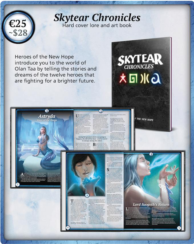 Skytear by PvP Geeks — Kickstarter