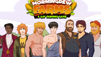 Morningdew Farms: An Interactive Gay Farming Visual Novel