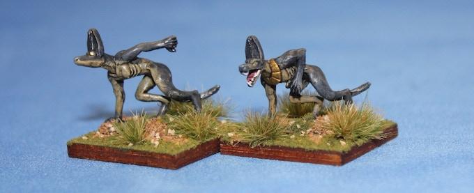 Anubis Jackal Beasts