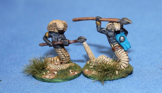 Sons of the Serpent Spears