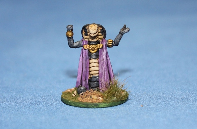 Son of the Serpent Priest