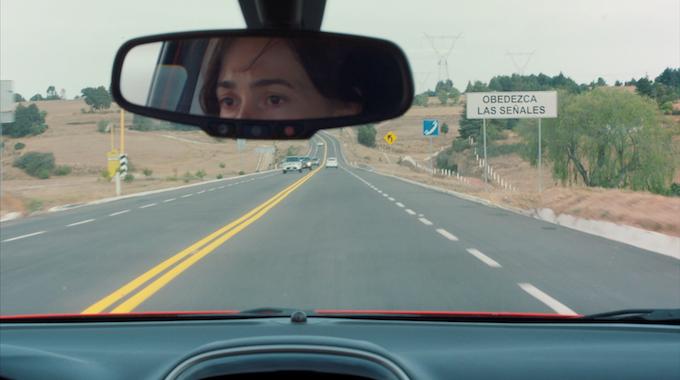 El viaje al Tlacote/ On her way to Tlacote