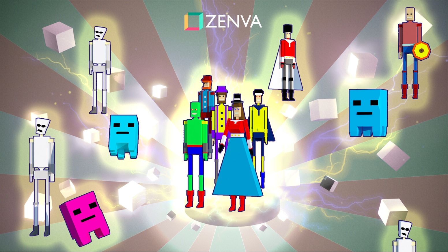 Multiplayer Game Development Mini-Degree by Zenva — Kickstarter