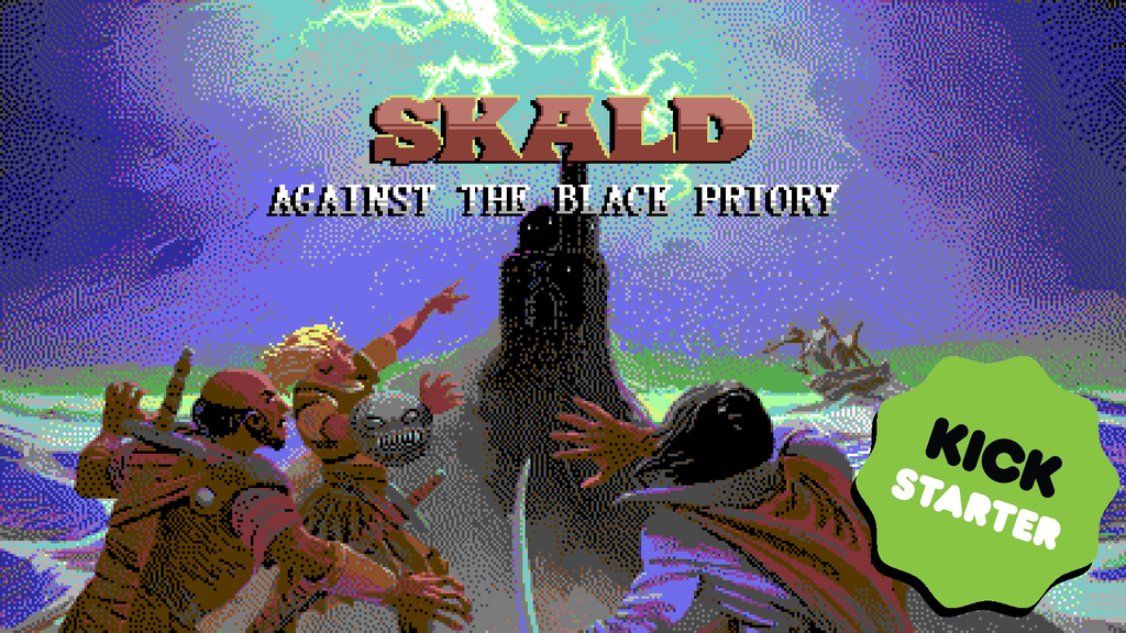 SKALD: Against the Black Priory project video thumbnail