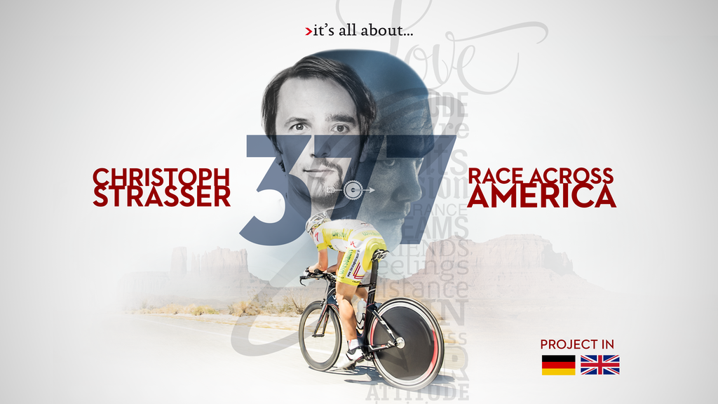 377 - Doku über Christoph Strasser beim Race Across America project video thumbnail