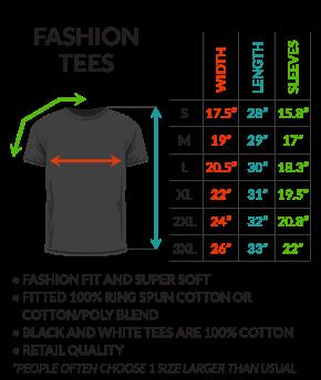 Approximate Shirt Sizing