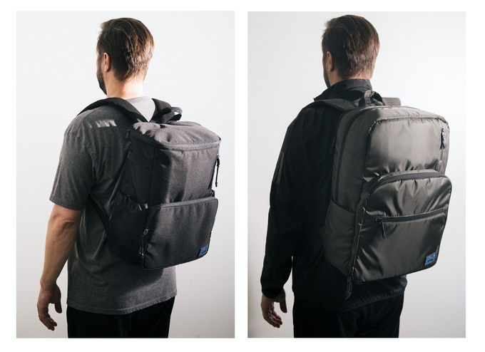 HEX x Jim Lee Artist Backpack, Jim Lee, DC Comics, Comic Collector Backpack, Kickstarter