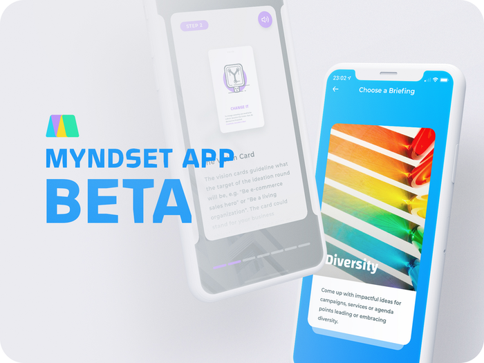 Myndset: Get inspired to create ideas in 30 minutes or less by
