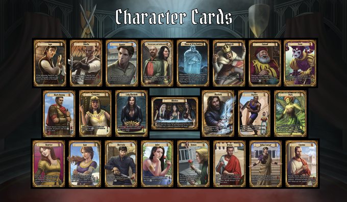Black Border and Full Art Character Cards!