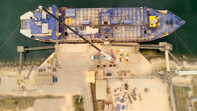 Cargo Ship (Large Scale)