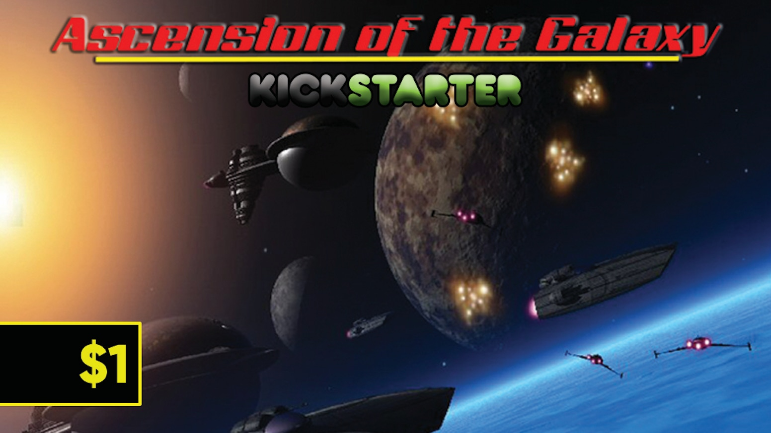 Ascension of the Galaxy is the rich, maneuver-based spaceship combat game where thinking ahead is not optional.