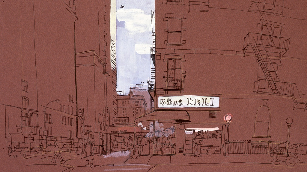 New York Drawings project video thumbnail