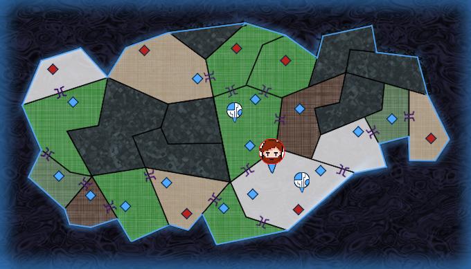 In-game minimap