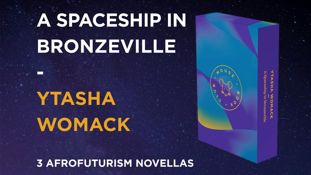 A SPACESHIP IN BRONZEVILLE project video thumbnail