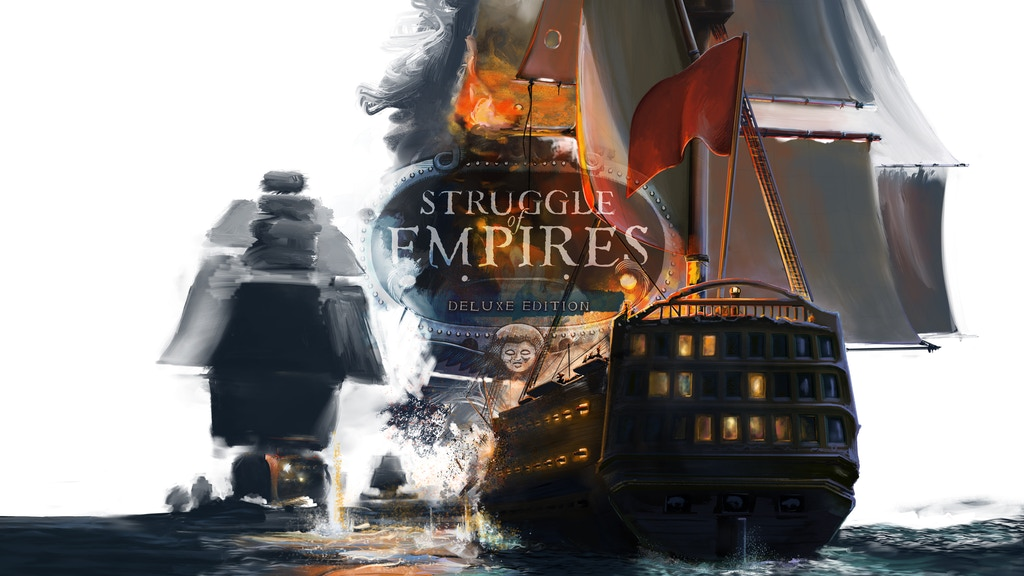 Martin Wallace's Struggle of Empires Deluxe Edition project video thumbnail