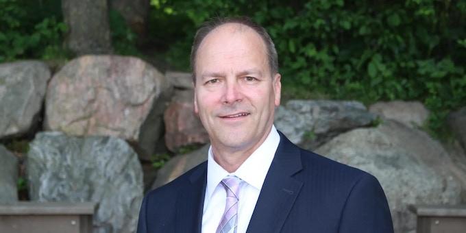 West St. Paul Mayor Dave Napier