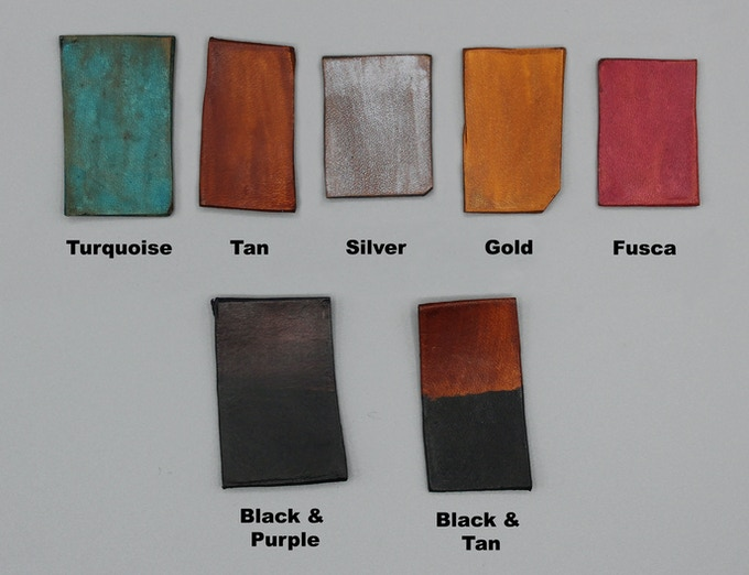 Additional Color Options for Dice Towers - Set 1