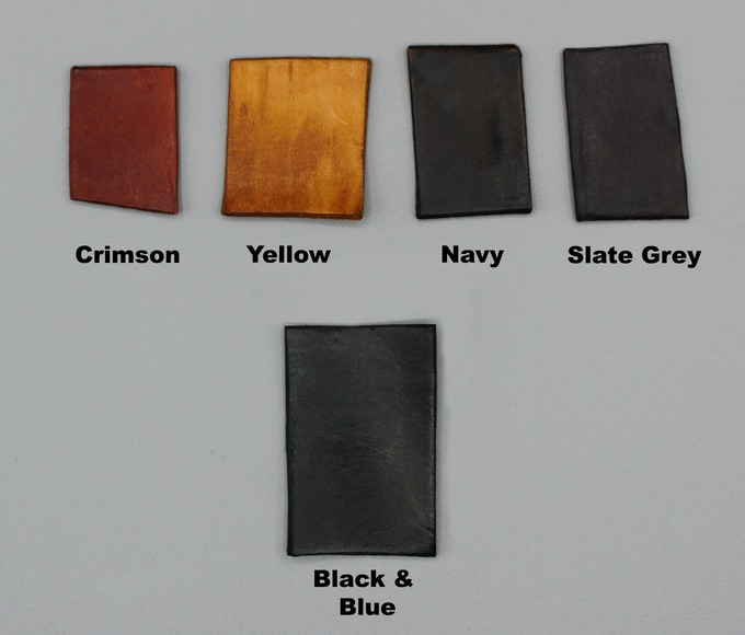 Additional Color Options for Dice Towers - Set 2