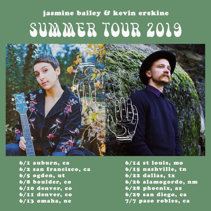 55b97a086a Kevin Erskine and Jasmine Bailey's National Tour by Jasmine Bailey ...