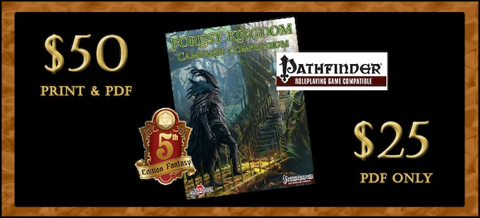 Ultimate Kingdoms for DnD 5E or PFRPG by Legendary Games