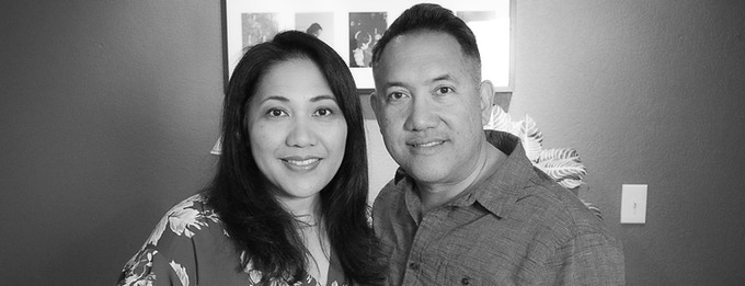 Guamanians and Pacific Islander Co-Authors Gerard and Mary Aflague