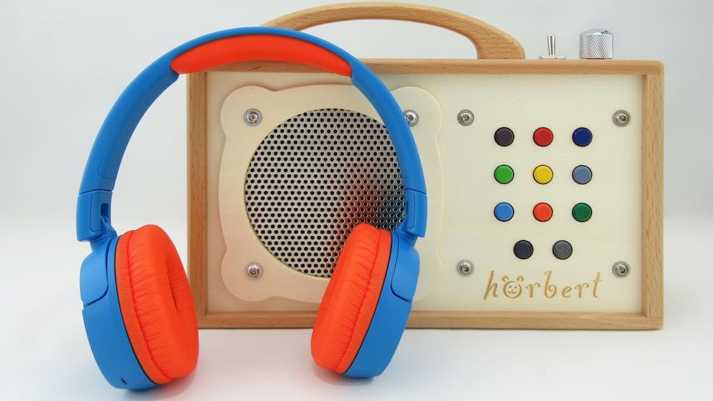 Bluetooth-Kopfhörer mit hörbert nutzen project video thumbnail
