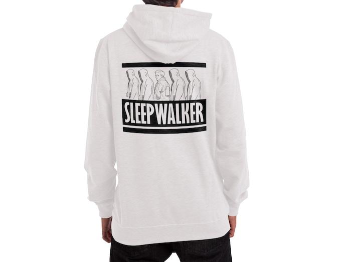 Sleepwalker Hoodie (Prototype)
