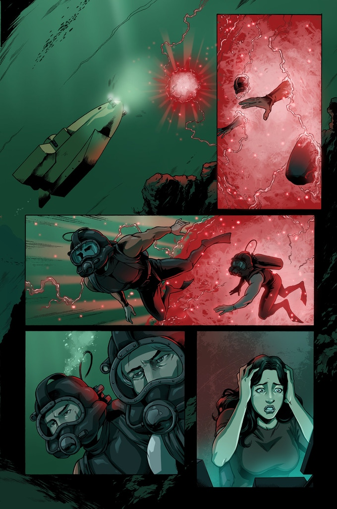 TRANSDIMENSIONAL Issue #4 page 8